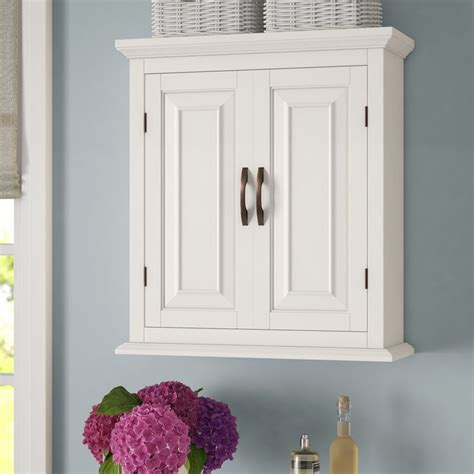 deep bathroom wall cabinets alcott hill prater 22 5 quot w x 25 quot h wall mounted cabinet