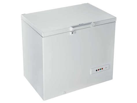 congelateur coffre 250 l cong 233 lateur coffre hotpoint ariston cs1a 250h image casa d 233 coration