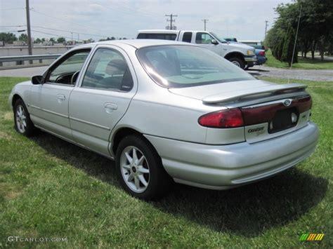 2000 Ford Contour Information And Photos Momentcar