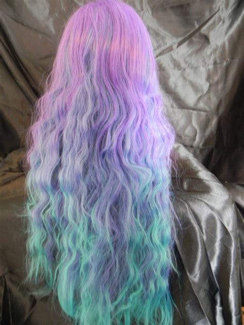 mermaid color hair verity mermaid hair