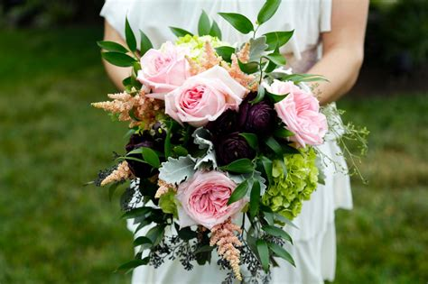 3 Diy Bridal Bouquets You Can Actually Make Yourself