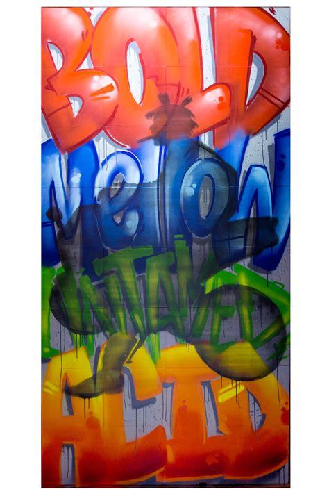 graffiti artist acid angeles los party cigarillos launch