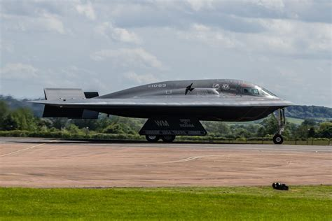 The Aviationist » [photos & Video] Two U.s. B-2 Stealth