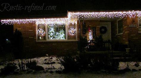simple christmas light hang how to hang lights the easy way washingtonian post