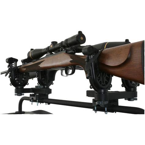 atv gun rack atv tek flex grip pro gun 583654 gun bow