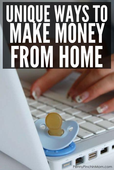 unique ways   money  home   skill level