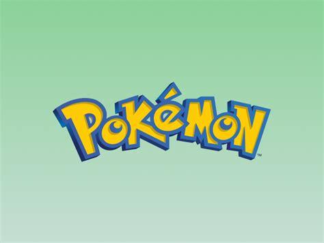 Pokemon Logo Sketch Freebie