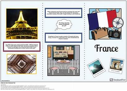 Brochure Travel Brochures Poster Project Example Sample
