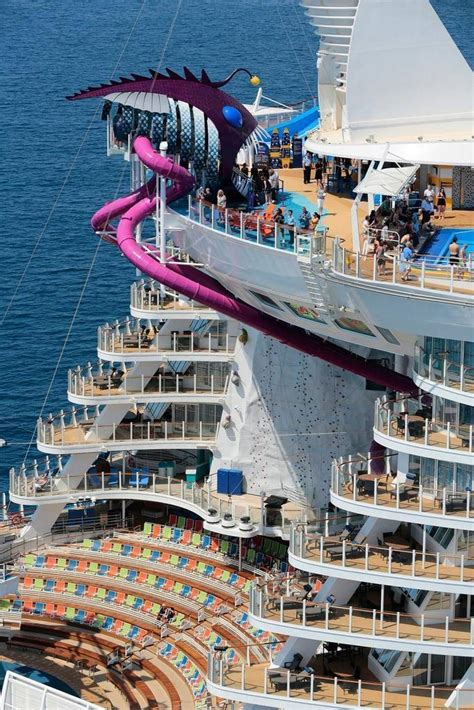 Royal Caribbean International's Harmony of the Seas is the ...