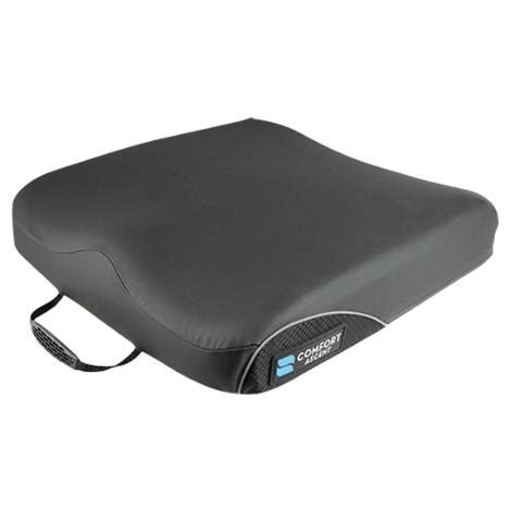 comfort company cushions the comfort company ascent wheelchair cushion with comfort