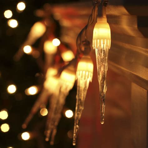 icicle light covers and winter sale sales