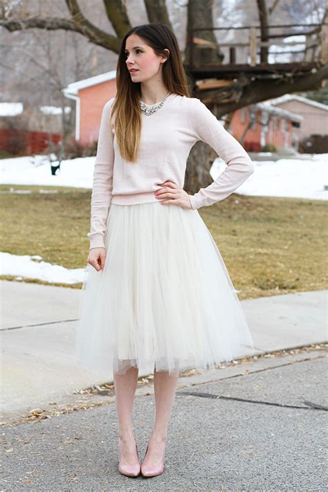 classy tulle skirts  flaunt   summer streets godfather style