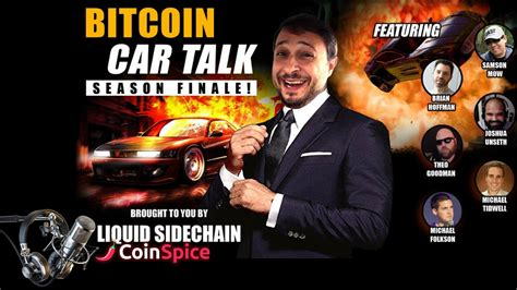 In the past year podcasts are great medium for absorbing this knowledge. PODCAST: OG Comedy Series Bitcoin Car Talk is Put to Bed, But Mike in Space Lives! - CoinSpice