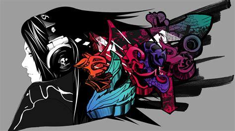 Anime Graffiti Wallpaper - free graffiti wallpaper images for laptop desktops