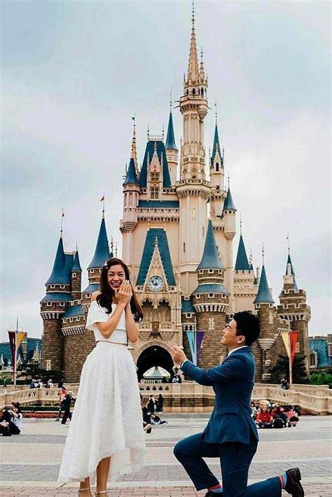 disney proposals   creative couple