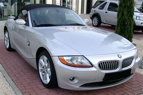 2002 Bmw Z4 (e85)  Pictures, Information And Specs Auto