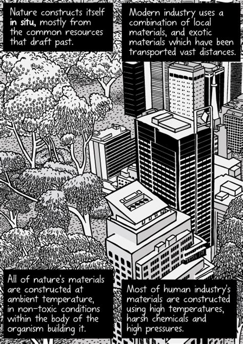 thin air comic  trees  biomimicry stuart