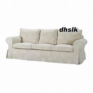 Ikea Bezug Sofa : ikea ektorp 3 seat sofa cover redeby beige slipcover ~ Michelbontemps.com Haus und Dekorationen