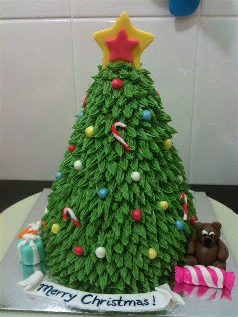 1000 ideas about tree cakes on pinterest christmas