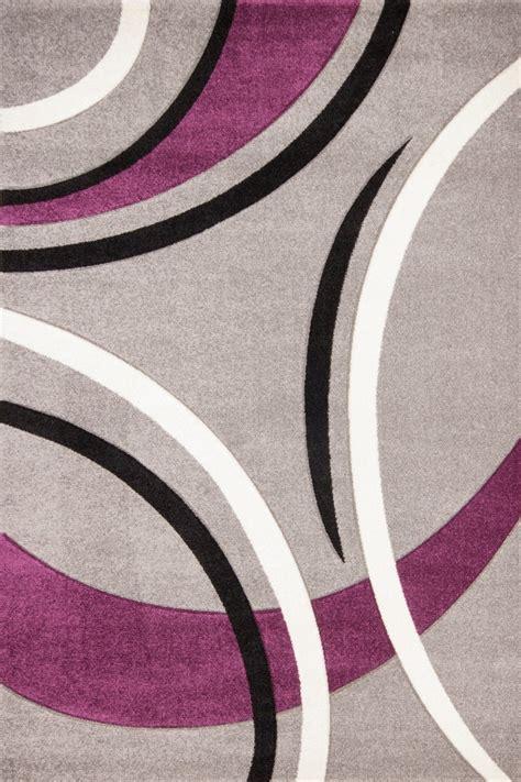 tapis salon mauve idees de decoration interieure