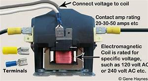Ac Contactor 30 Amp Wiring Diagram