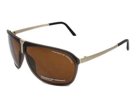 porsche design sunglasses p   brown visionet