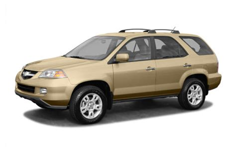 2004 Acura Mdx Overview Carscom