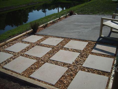 diy paver patio stylechik and simply functional diy ers modern patio