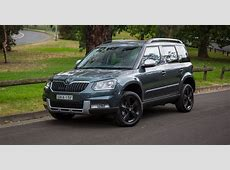 2017 Skoda Yeti 110TSI Outdoor review CarAdvice