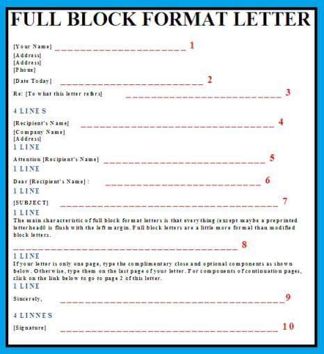 format business letter business letter exles