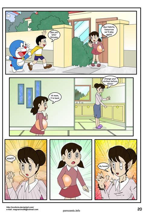 Doraemon Tales Of Werewolf • Porn Comics One