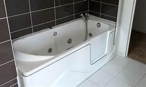 Baignoire Avec Porte Pour Handicape 35199