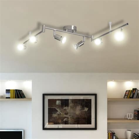 luminaire led pour cuisine luminaire spot plafond