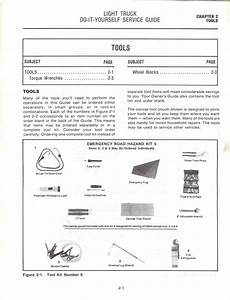 1979 Ford Do It Yourself Service Guide