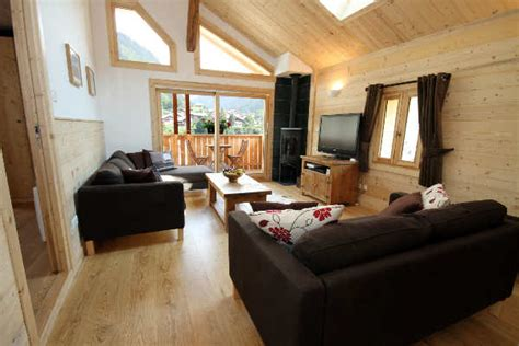 summer self catered chalets in morzine and les gets