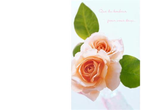 carte de voeux 224 imprimer mariage id 233 es cadeaux