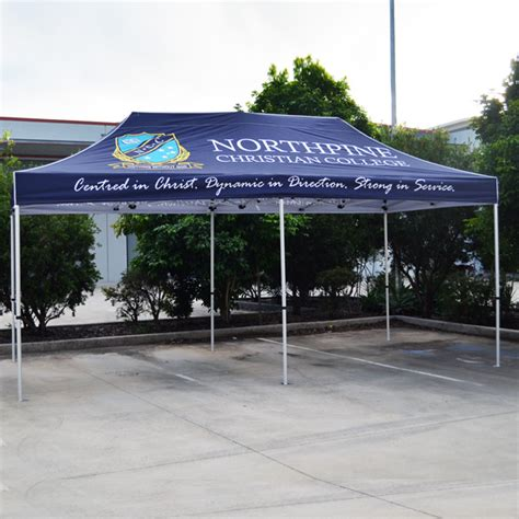 marque canape deals on 3x6 printed marquee canopy with frame