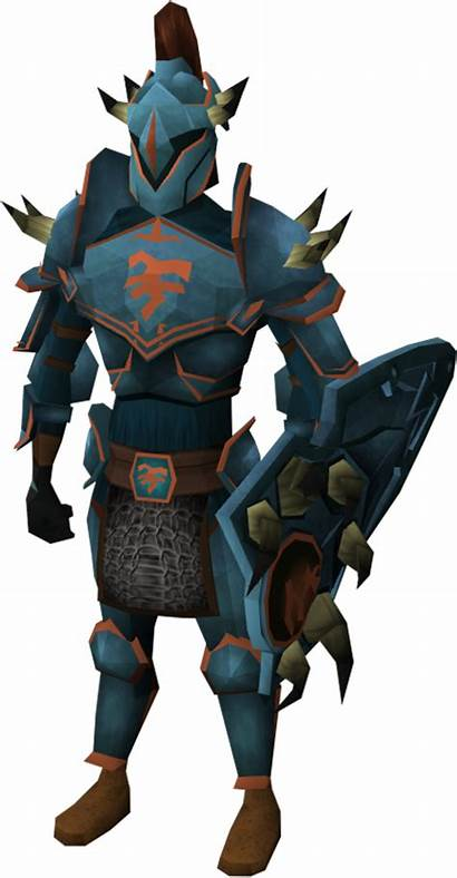 Bandos Armour Rune Runescape Platebody God Helm