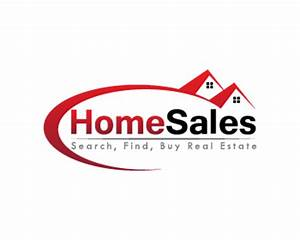 Home Sales Logo Wettbewerb. Logos by Donadell