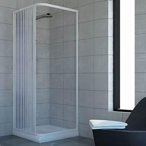 cabine paroi de douche en plastique pvc mod acquario avec With porte douche pvc