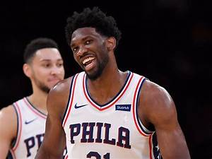Joel Embiid dominated the Lakers in the best game of his ...