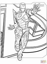 Iron Coloring Giant Pages Spider Printable Getcolorings sketch template