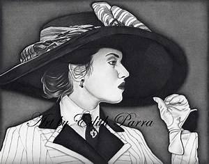 Kate Winslet   Edith Parra: Exceptional Portrait Artist