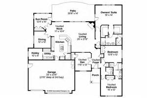 floor plans designs ranch house plans dalneigh 30 709 associated designs