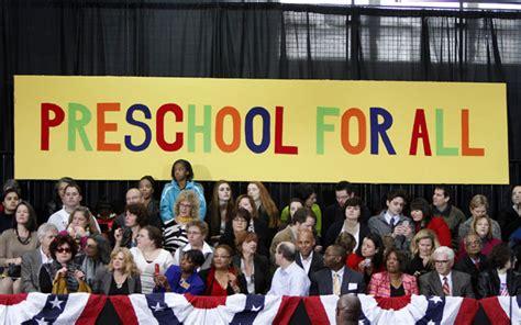 universal preschool state examples a cautionary tale 961 | Obama Preschool 130214