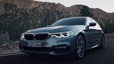 bmw commercial 2017 bmw 5 series commercial youtube