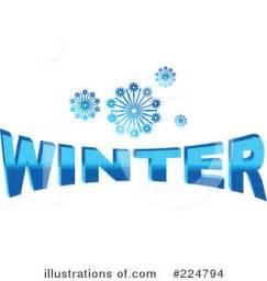 Winter Weather Clip Art Free