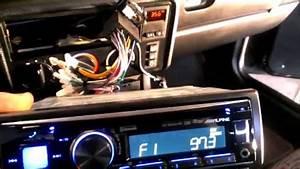 Bmw 318ti E36 Radio Install