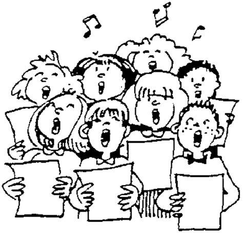 children singing clipart black and white kgs kirchweyhe musikschwerpunktkurse