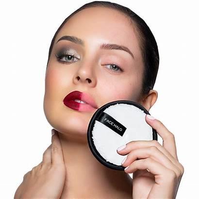 Face Halo Makeup Remover Pack Pentru Machiajului